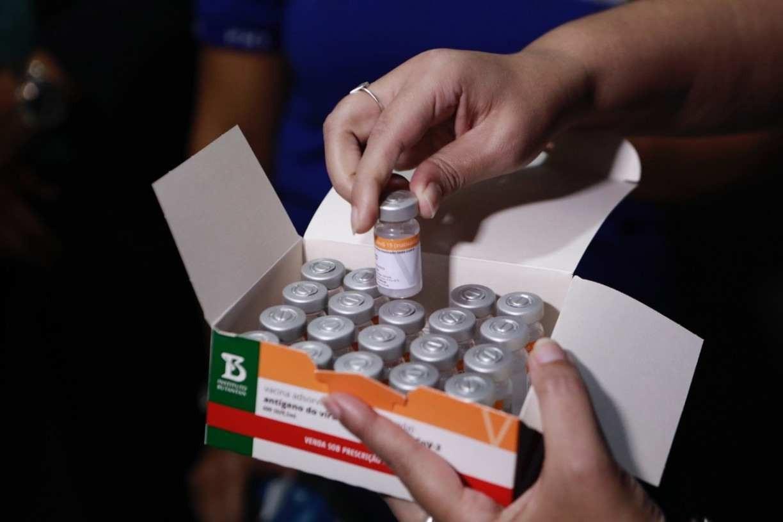 Pernambuco conclui entrega de mais 110.800 doses de vacina contra covid-19 a todos os municípios