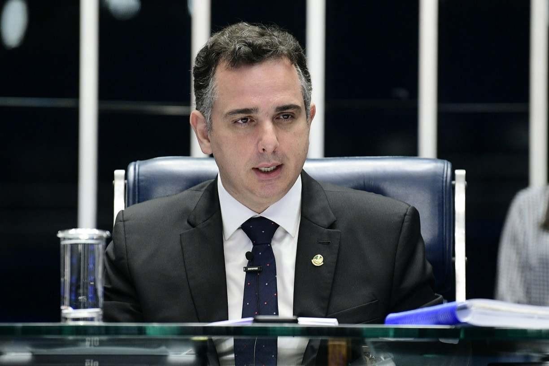 Rodrigo Pacheco revelou que é favorável à fixação de mandato para ministros do STF