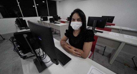 Liliana Fonseca, coordenadora do curso de Ciência da Computação da Unicap