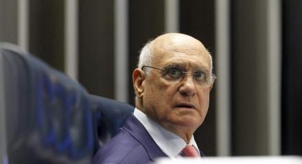 O senador Lasier Martins