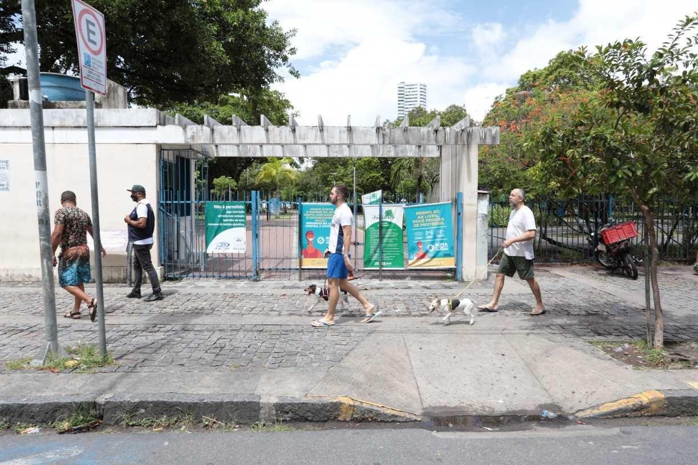 Parque da Jaqueira e outros espaços do Recife estão em estudo que analisa, entre outras possibilidades, gestão privada