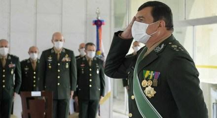 General Paulo Sérgio - Comandante do Exército