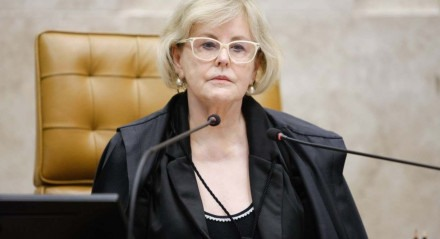 A ministra Rosa Weber, do Supremo Tribunal Federal (STF)