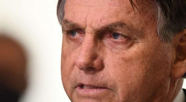 Bolsonaro elogiou o prefeito de Chapecó nesta segunda-feira (5)
