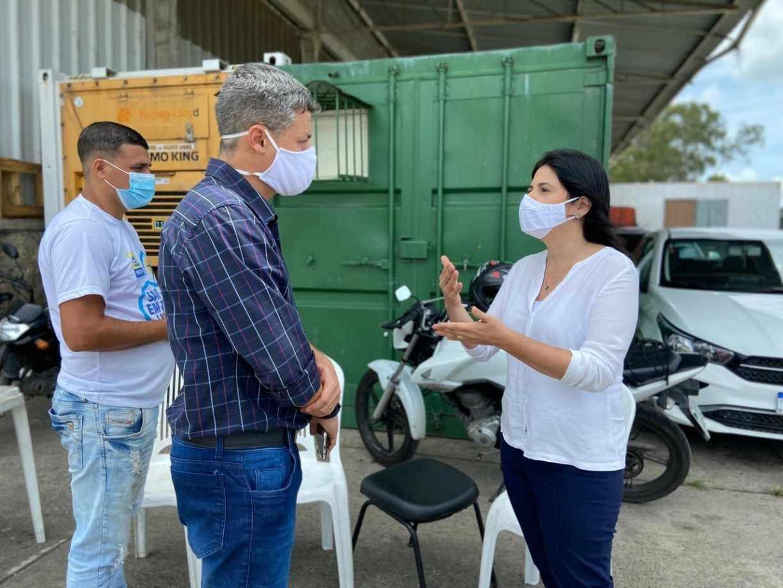 Após denúncia de Priscila Krause, TCE recomenda que o Recife utilize estoque de materiais para combate à covid-19