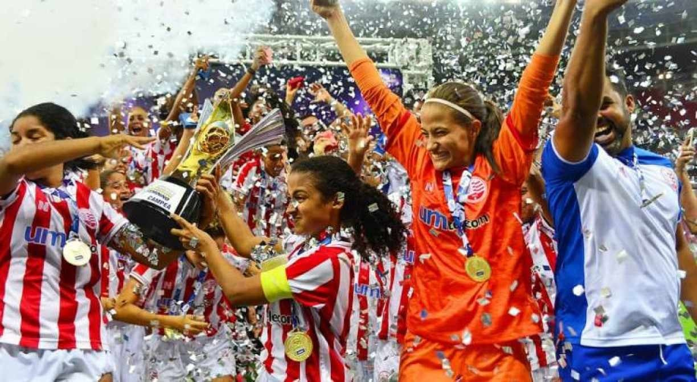 No aniversário de 120 anos, Náutico fatura título do Campeonato Pernambucano Feminino