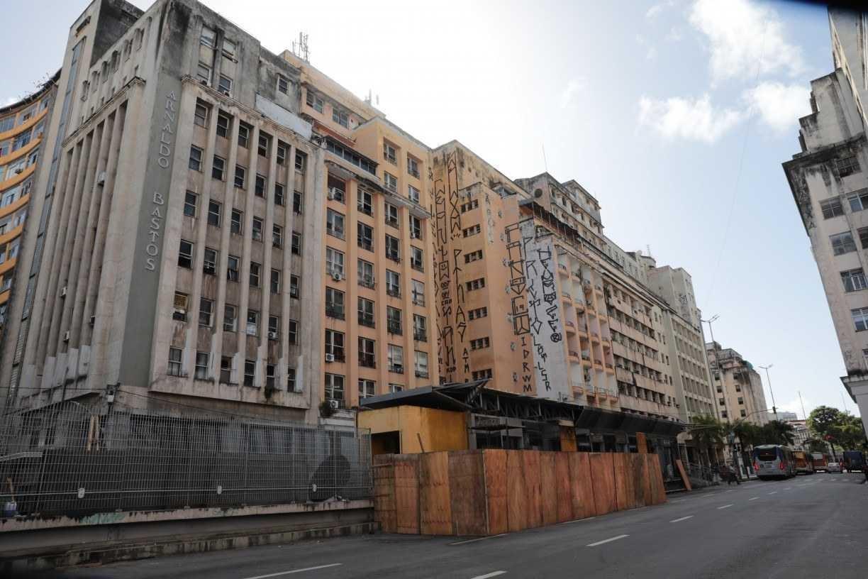 Em tempos de pandemia, grandes ações urbanísticas ficam em segundo plano no Recife