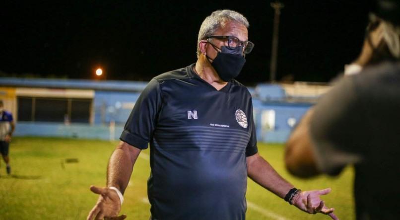 TIAGO CALDAS/CLUBE NÁUTICO CAPIBARIBE