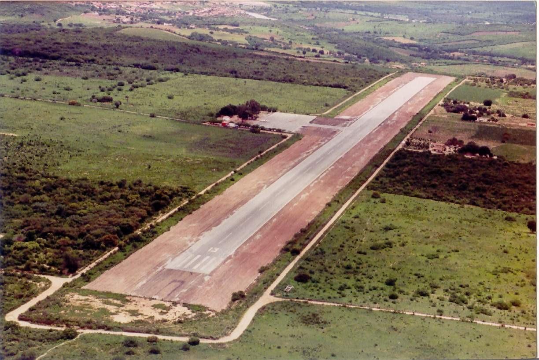 Estado lança edital para obras no aeroporto de Araripina
