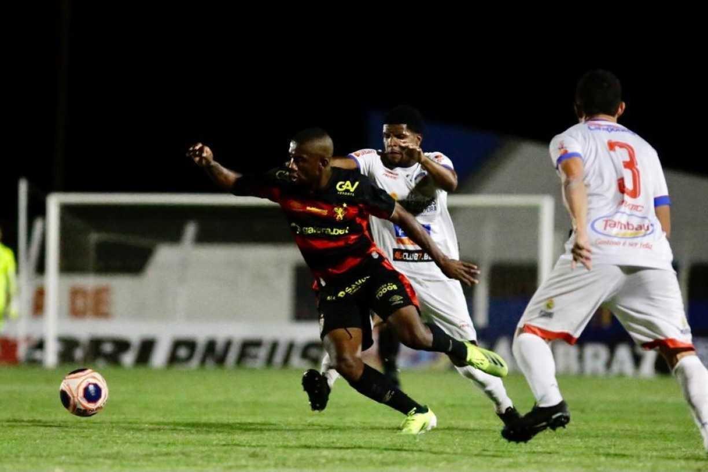 Sport deve poupar jogadores diante do Treze pela Copa do Nordeste