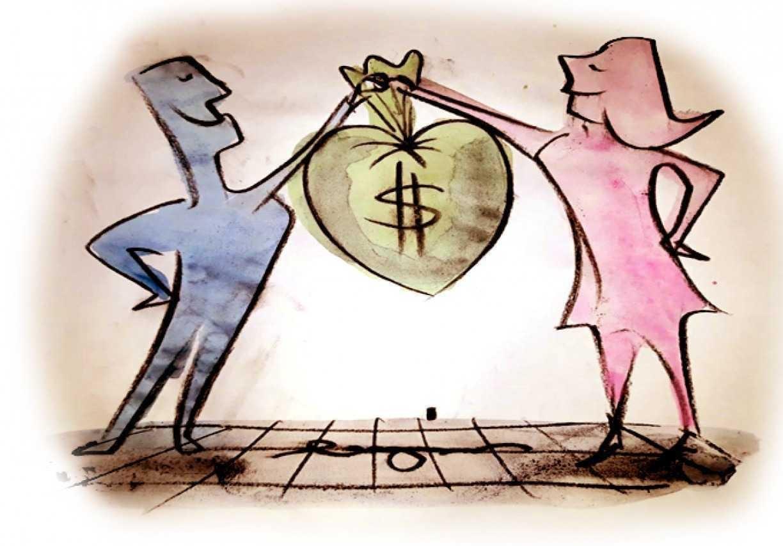 Dicas para que os relacionamentos superem as crises financeiras