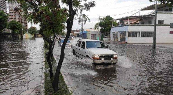 Veja onde mais choveu em Pernambuco nas últimas 24 horas