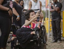 Festival No Ar Coquetel Molotov investe em acessibilidade