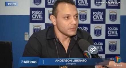 Anderson Liberato foi atingido por três tiros