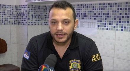 Morte do delegado de Brejo da Madre de Deus, Flávio Anderson Liberato Alves.