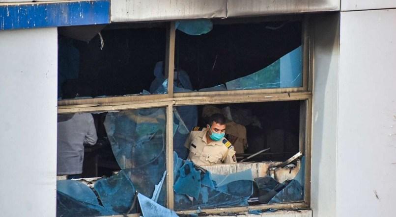 VINAMRA ACHAREKAR / AFP