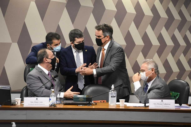STF mantém Renan na relatoria da CPI