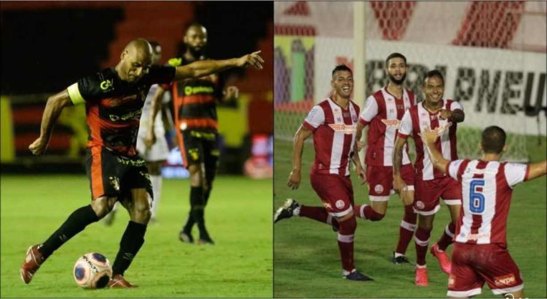 Final entre Sport x Náutico coloca à prova a melhor defesa contra o ataque mais poderoso do Pernambucano