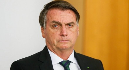 O presidente Jair Bolsonaro (sem partido)