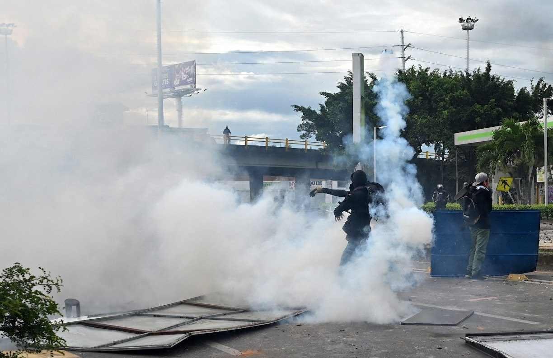 LUIS ROBAYO / AFP
