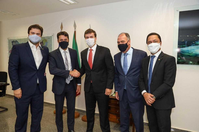 Em busca de união para 2022, famílias Coelho e Ferreira se encontram em Brasília