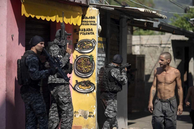 A relação da operação em Jacarezinho e as eleições de 2022