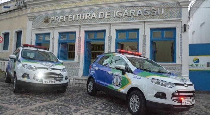 IVANILDO PEDRO/PREFEITURA DE IGARASSU/DIVULGAÇÃO