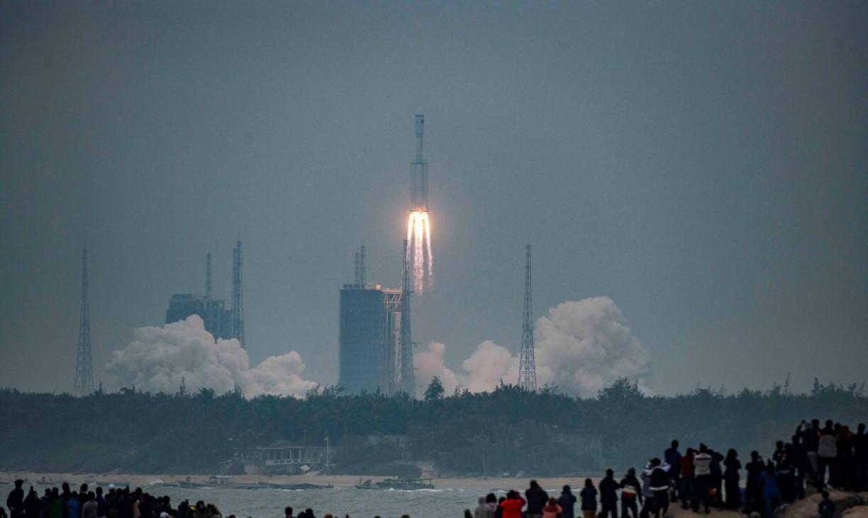 Foguete chinês que deve cair na Terra até domingo tem 30 metros e 20 toneladas