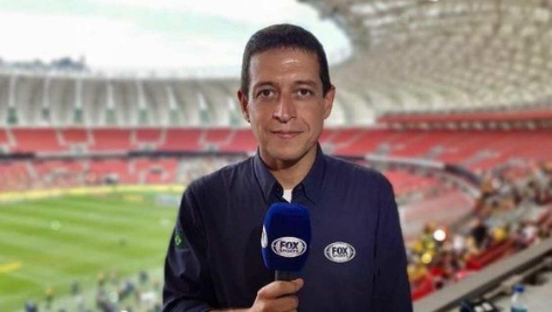 Repórter Fernando Caetano, ex-ESPN e Fox Sports, morre aos 50 anos em Marília