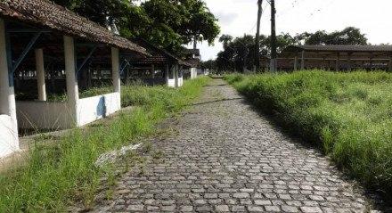 Parque de Exposições do Cordeiro tem cenário de abandono