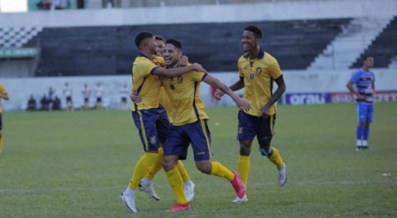Depois de ter ido mal no pernambucano deste ano, o Retro espera melhor sorte na Série D. Crédito: Ytalo Silva/Retro FC.