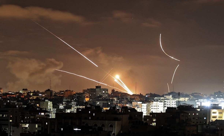 Cerca de 1,5 mil foguetes palestinos foram lançados contra Israel esta semana, afirma Exército israelense