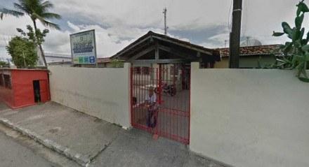 Escola de Referência em Ensino Médio (Erem) Walfredo Luiz Pessoa de Melo, da rede estadual, situada em Tracunhaém