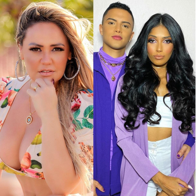 De Michelle Melo a Rhayza Fontes: Cinco novidades do brega para ouvir na playlist