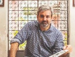 O secretário de Cultura de Pernambuco, Gilberto Freyre Neto