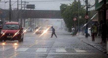 Temporal, Clima, Agua, Chuva, Transito