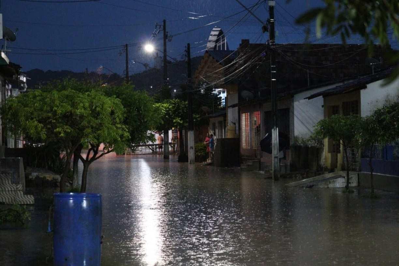 Apac emite alerta para risco de inundações na Zona da Mata pernambucana