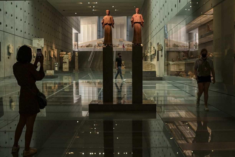 Grécia reabre para turistas: