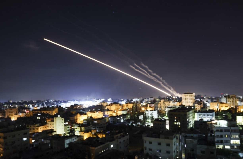 Exército israelense diz que três foguetes foram disparados da Síria contra Israel
