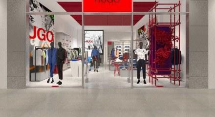 RioMar Recife recebe primeira loja HUGO no Nordeste