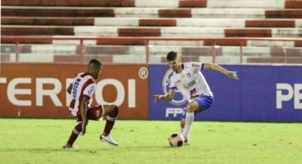 Vinicius Vargas se destacou no Afogados da Ingazeira durante a disputa do Campeonato Pernambucano