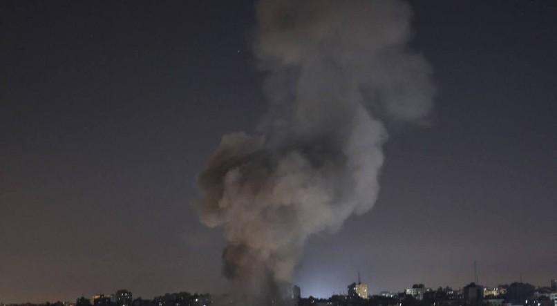 MAHMUD HAMS / AFP