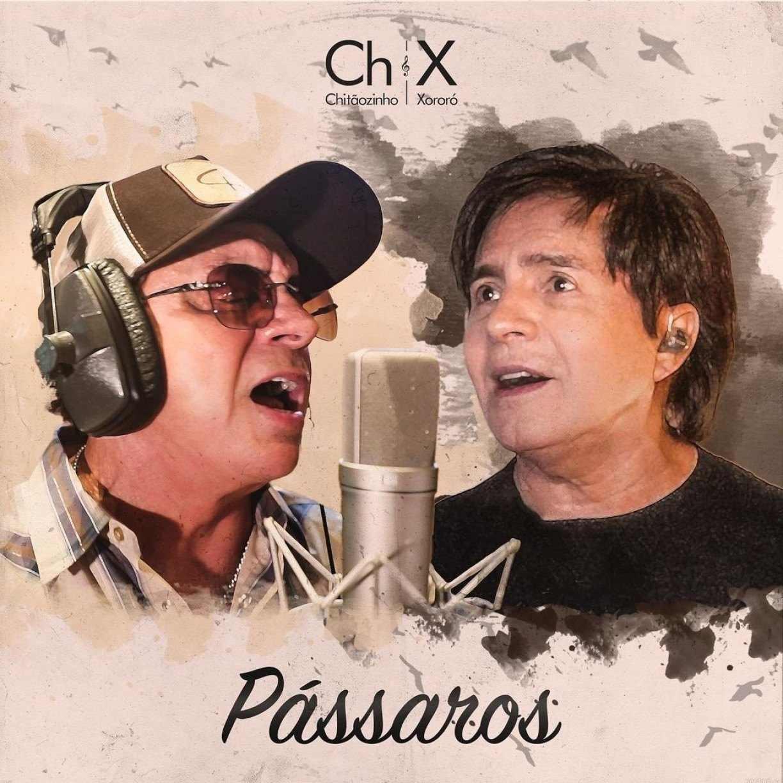 Chitãozinho & Xororó lançam canção e preparam álbum que terá Barry Gibb