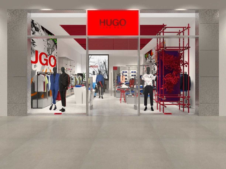 RioMar Recife recebe primeira loja HUGO do Nordeste