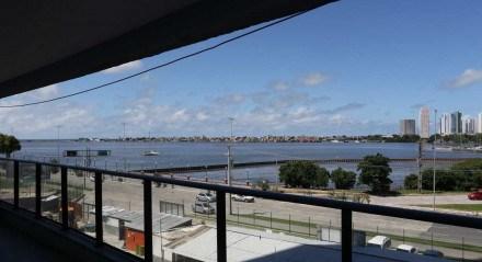 Projeto Novo Recife, da Construtora Moura Dubeux, está construindo 3 torres, no Cais José Estelita.