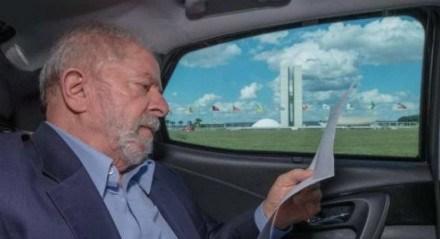 Ex-presidente Luiz Inácio Lula da Silva (PT)