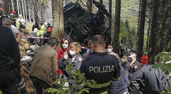 AFP PHOTO / POLIZIA DI STATO / HANDOUT
