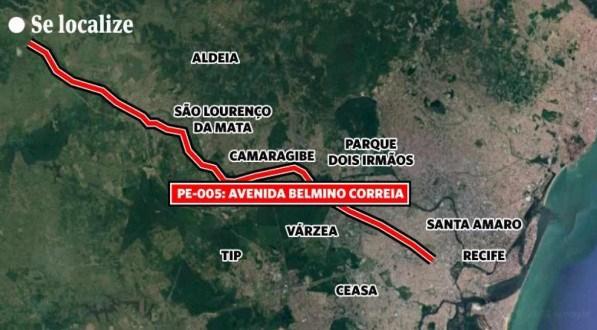 ARTES JC SOBRE MAPA DO GOOGLE MAPS