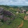 A Pedra da Pimenta, no distrito de Jussaral, é considerada o ponto mais alto da Região Metropolitana do Recife