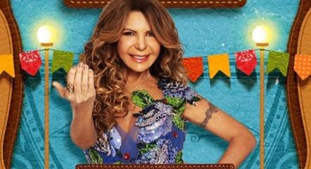 JUNINA Elba Ramalho é a estrela da live-show da TV Jornal, no próximo dia 19, a partir das 21h30